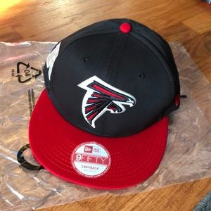 Falcons SnapBack Super Bowl NFL new era small/med
